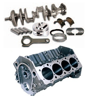 Lukovich Racing Engines - Short Blocks DART/WORLD