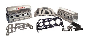 Lukovich Racing Engines - Cylinder Heads, Intake Manifolds